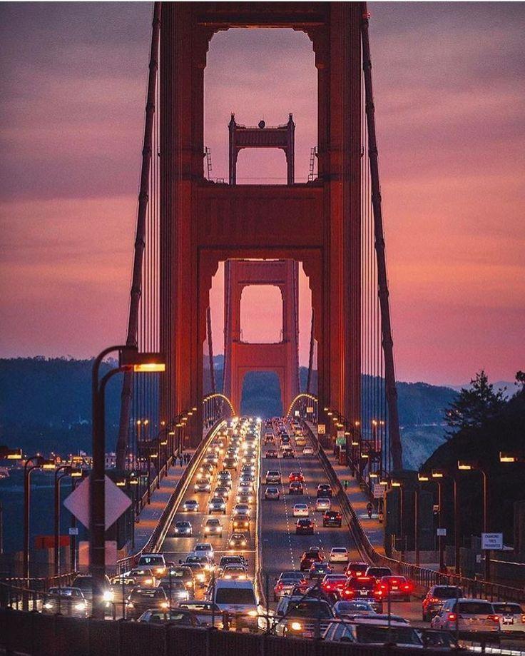 Golden Gate Bridge by marcusaureliuz sanfrancisco sf