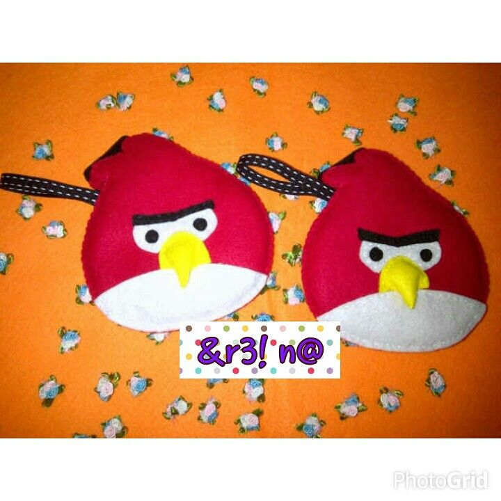 Pouch Hp Angry Bird