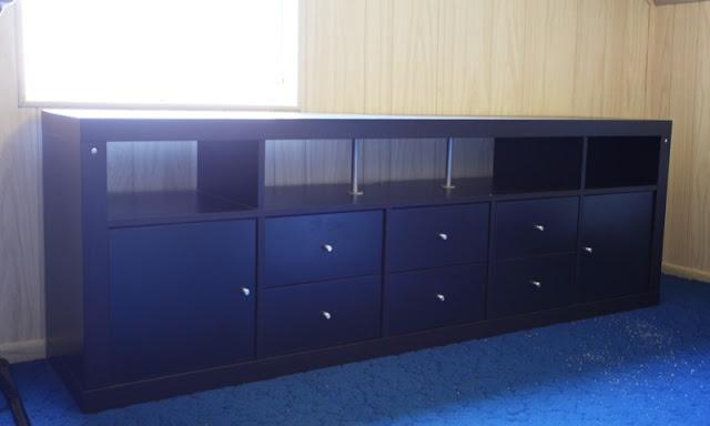 IKEA Hackers: EXPEDIT sideboard