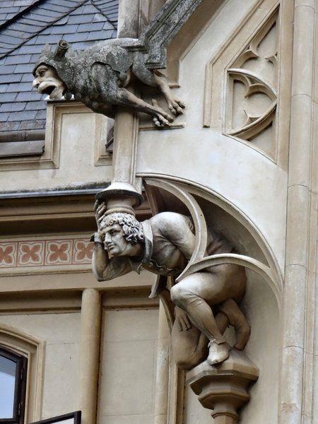 1282 best images about gargoyles/statues on Pinterest