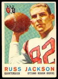 Image result for 1960 topps cfl football cards