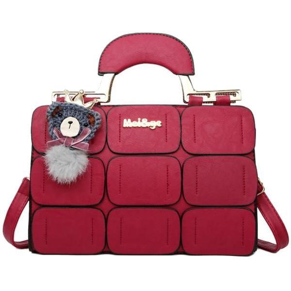 Suture Boston Handbag