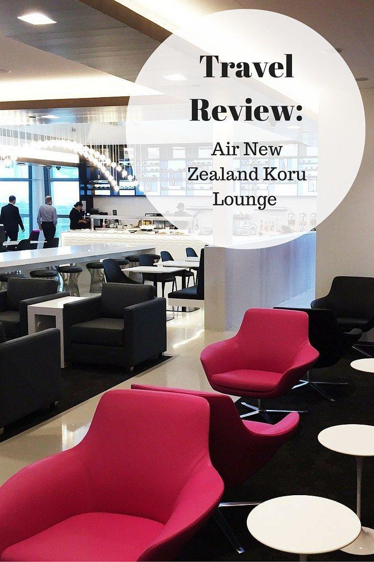Review: Air New Zealand Koru Lounge Brisbane Airport
