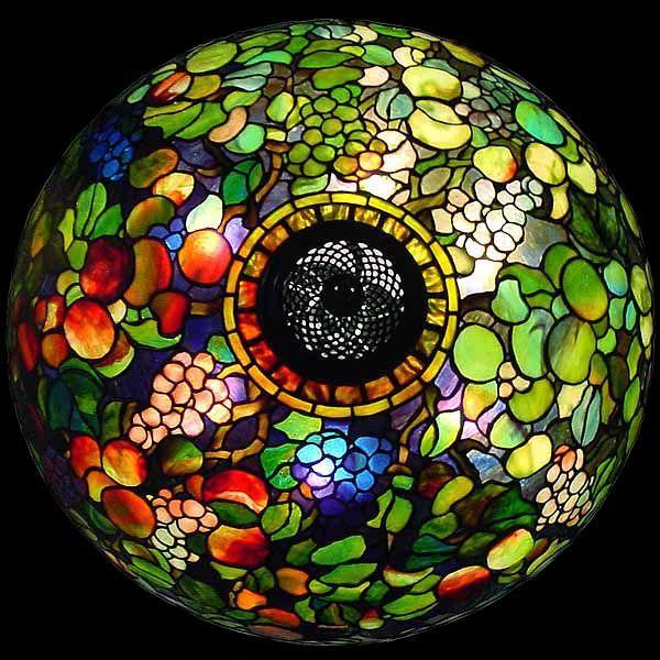 61 Best Tiffany Ish Stuff Images On Pinterest Glass Art