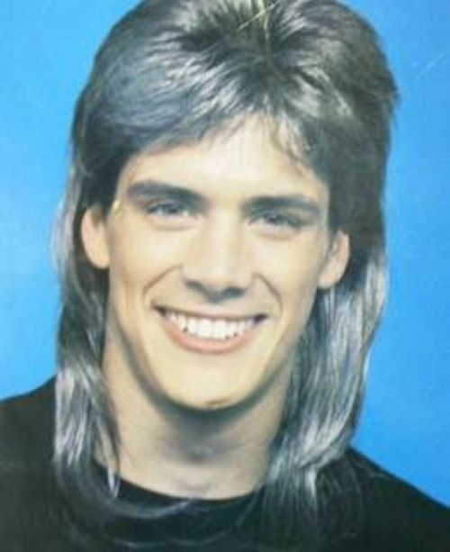 Trailer Park Mullet - Bring the trailer park to life with this mullet wig.We have seen a lot of mullets, and this one is the best that there is.  Very believable.  #80s #trailerpark #yyc #costume #wig
