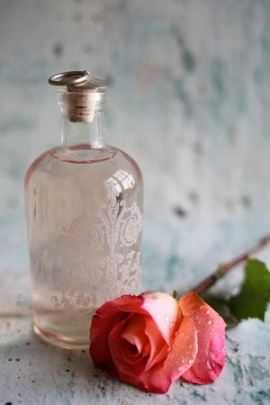 Make your own rosewater // Roost Blog #health #DIY #skincare