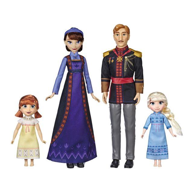 Familia Real Arandelle Frozen Ii Muñecas De Frozen Muñecas De Las Princesas De Disney Frozen Disney