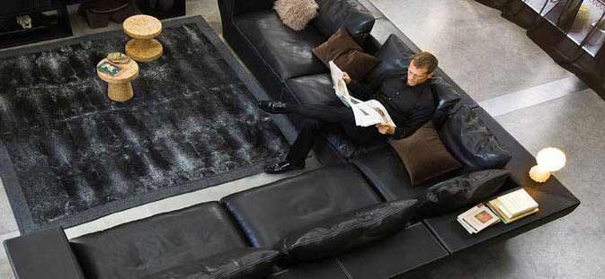 ESS Sofa by Giuseppe Viganò DANDY HOME - Gamma international - esssofa