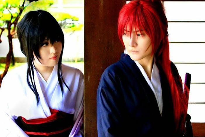 Kaoru & Kenshin