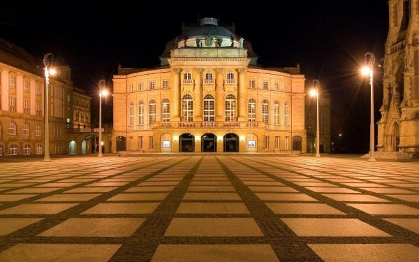 opera chemnitz germany