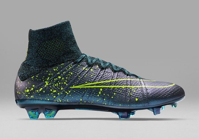 Neon Dreams: Nike Roll Out New Paint-Splattered 'Electro ...