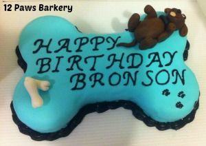 Dog Birthday Cakes Baton Rouge