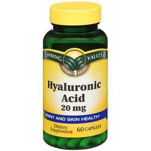 Need to start taking Hyaluronic Acid to keep my skin hydrated.