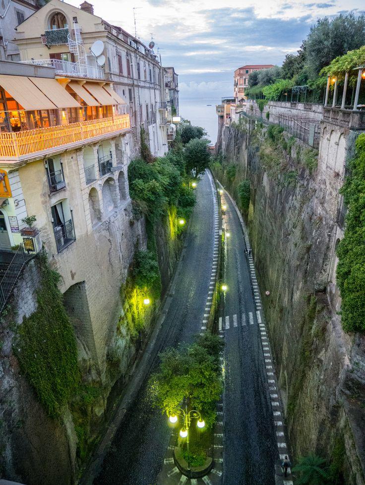 Serrento, Italy