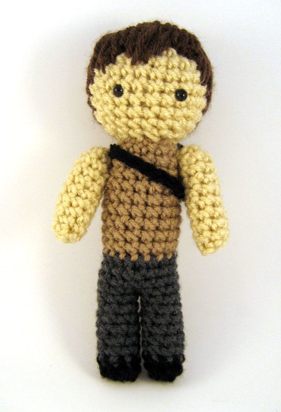 1000+ images about walking dead knitting on Pinterest ...