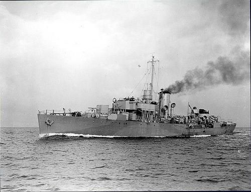 HMCS Sudbury (K162) was a Flower-class corvette that served the Royal Canadian Navy during the Second World War. She served primarily in the Battle of the Atlantic, as a convoy escort. Commissioned in May 1941, was named after the city of Sudbury, Ontario. Was decommissioned in Canada in August 1945.