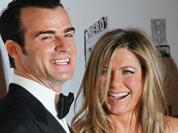 Justin Theroux, Jennifer Aniston throws engagement party