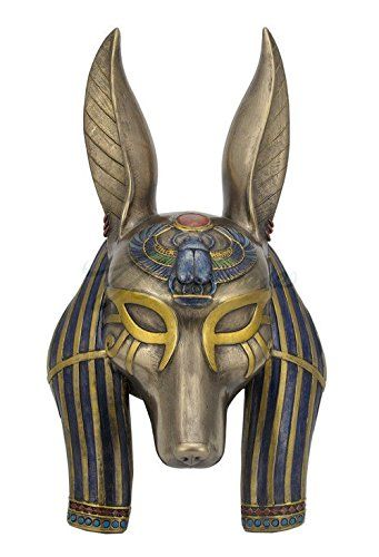 17 ideas about anubis mask on pinterest mascaras for Egyptian masks templates