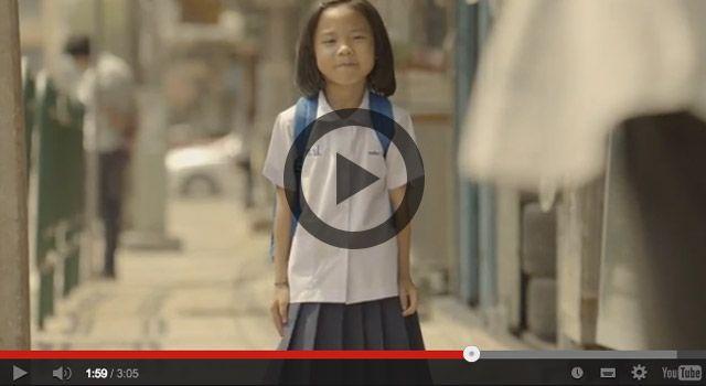 Questo video ti spingerà a essere più gentile. http://mattiadellera.it/unsung-hero/