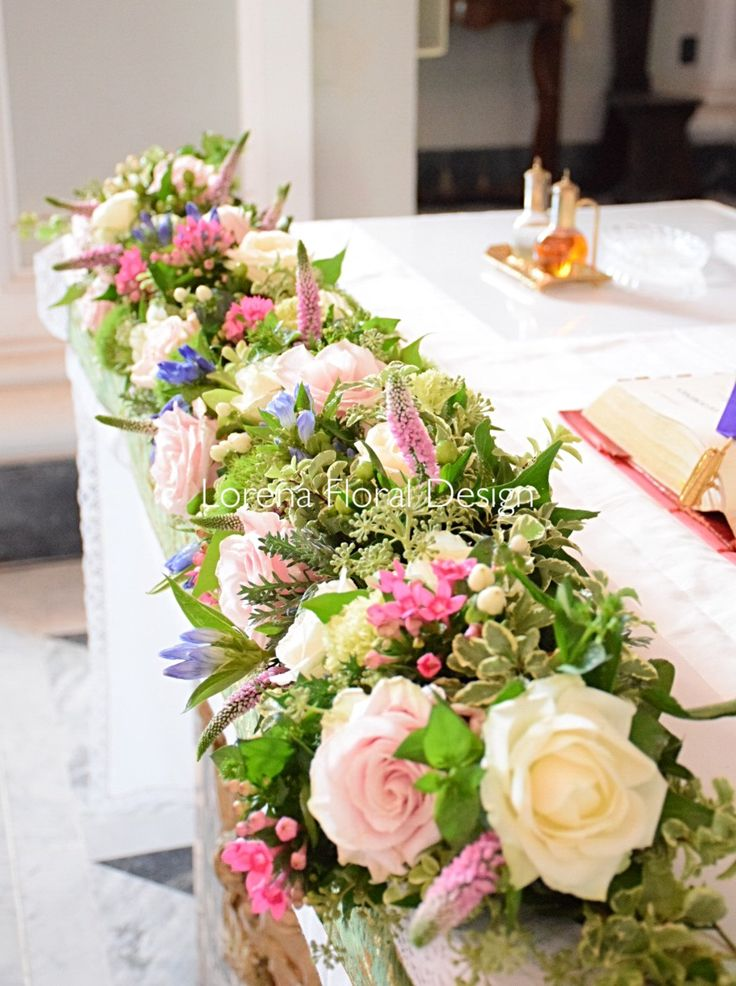An english style arrangement 🌷