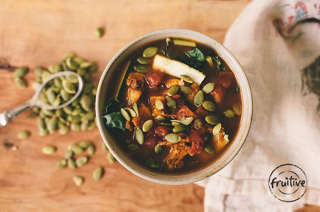 Harvest: Our Harvest Steamer is Autumn in a bowl. Butternut squash, pumpkin seeds, and fire-roasted tomatoes are warmed slightly and deliver a sweet, tart and incredibly savory soup. Whether the leaves are changing, or have already left, this Signature Steame...
