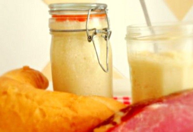 Torma és majonézes torma