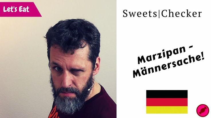 Let's Eat Männermäßige Marzipan von Niederegger  SweetsChecker  Süßigkeiten Vorstellung und Test - https://www.youtube.com/user/SweetsChecker