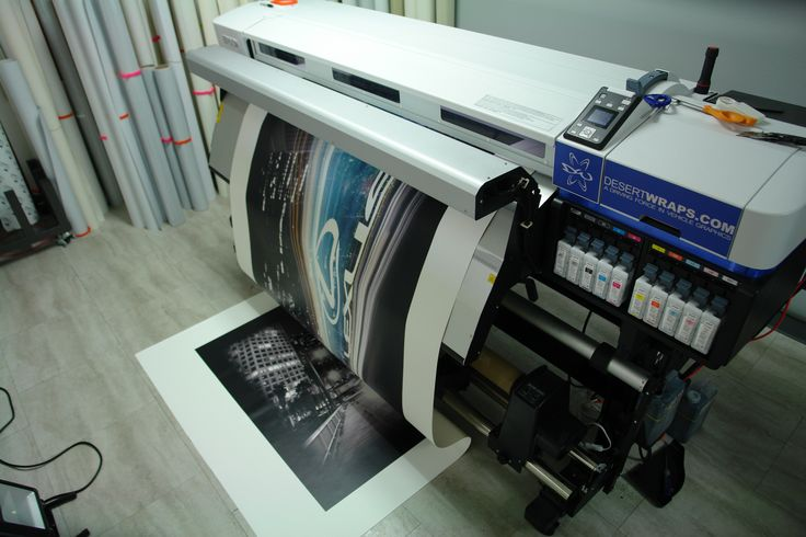 Large format printing at DesertWraps.com in Palm Desert, CA. Give us a call at 760-935-3600. #Printing