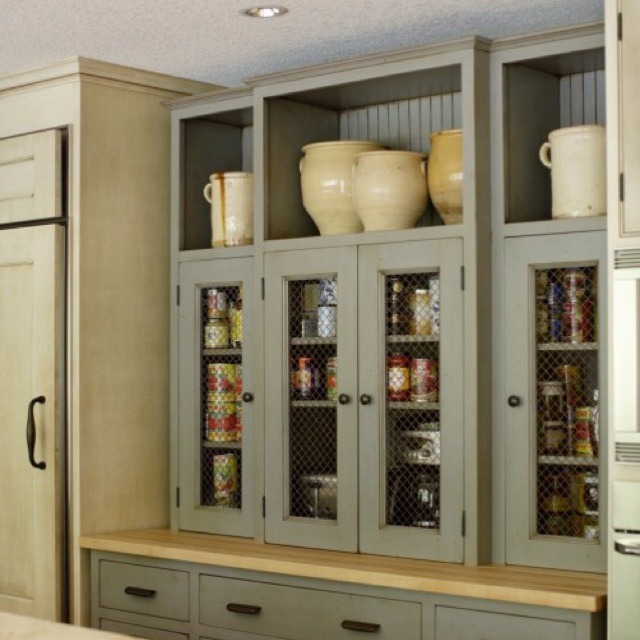 64 best images about kitchen ideas on pinterest vintage for Extra storage for small kitchen