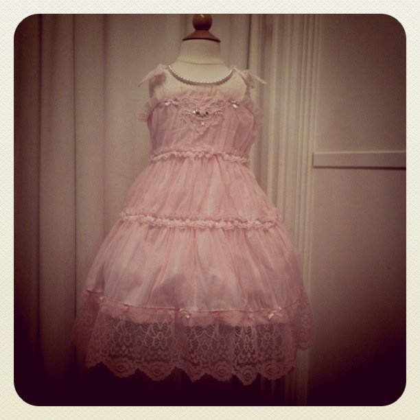 Miss Chanel No1 Princess Dress