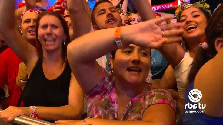 Lulu Santos Ao Vivo Planeta Atlântida 2016 show completo HD
