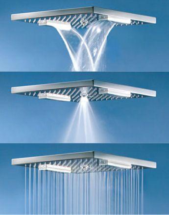 Cool Shower Heads