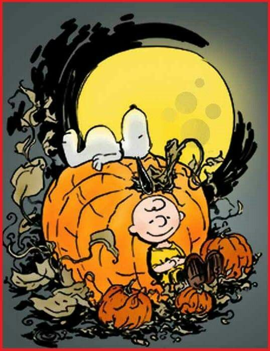 its the great charlie brown - Charlie Brown Halloween Cartoon