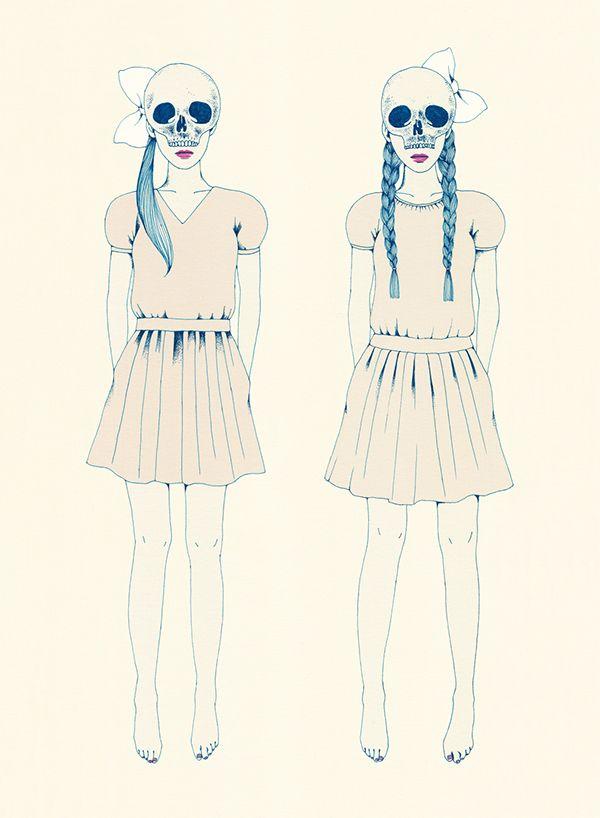 girl-16 on Behance