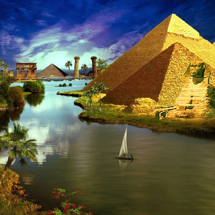 egypt the gift of the nile Starting in cairo, explore the great sphinx and pyramids, then float down the grand nile river as you cruise egypt - gift of the nile.