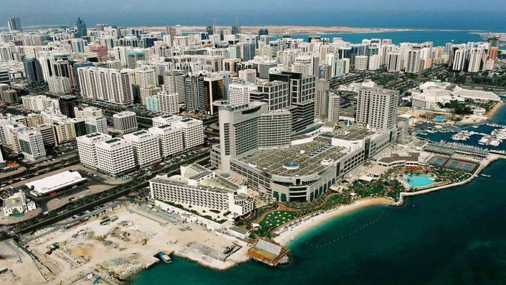 Abu Dhabi Rotana Beach Resort - My work place for 17 days in 2011.  Another place I would go back to but for pleasure next time.