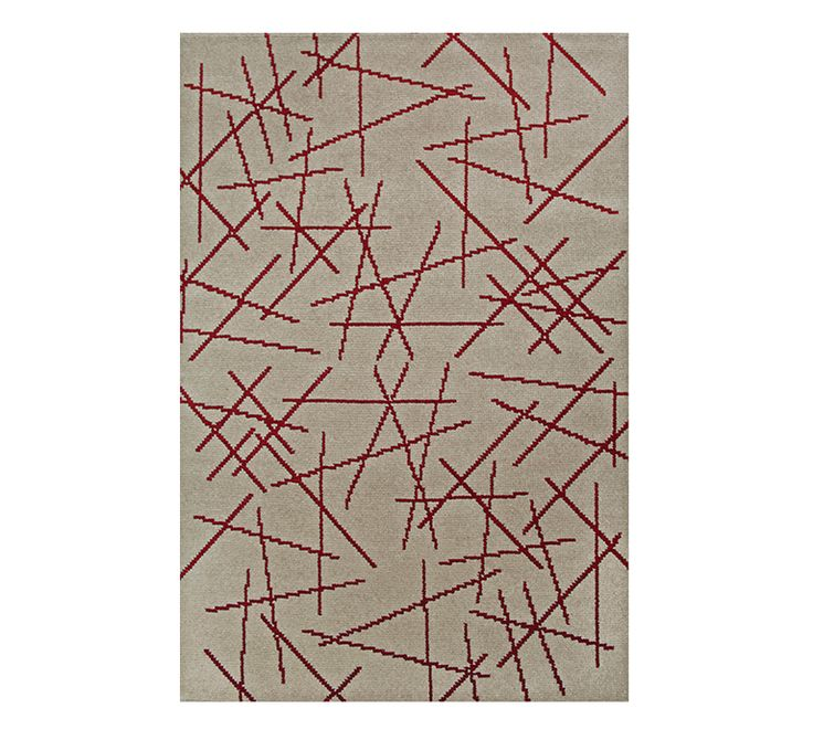 Polanski Rug | Mid Century Modern Furniture | Essential Home