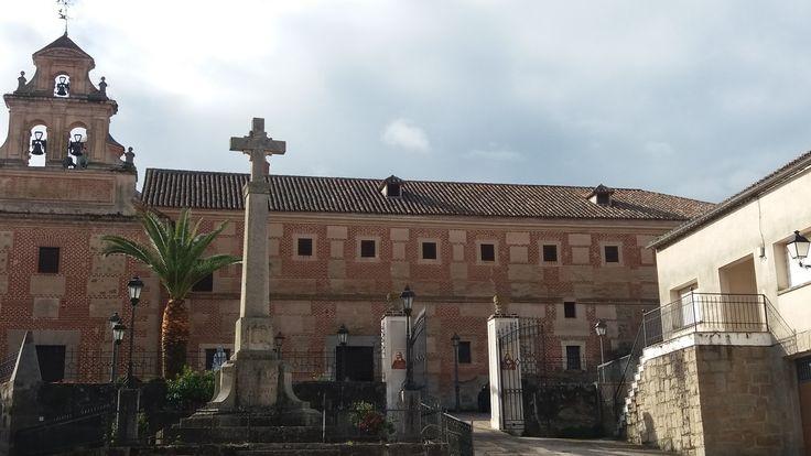 LA CALZADA DE OROPESA (Toledo) - Convento de Agustinas Recoletas (1)