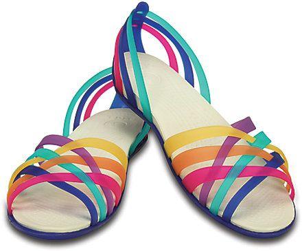 Women's Huarache Flat   Chaussures plates et babies pour femmes   Site officiel Crocs