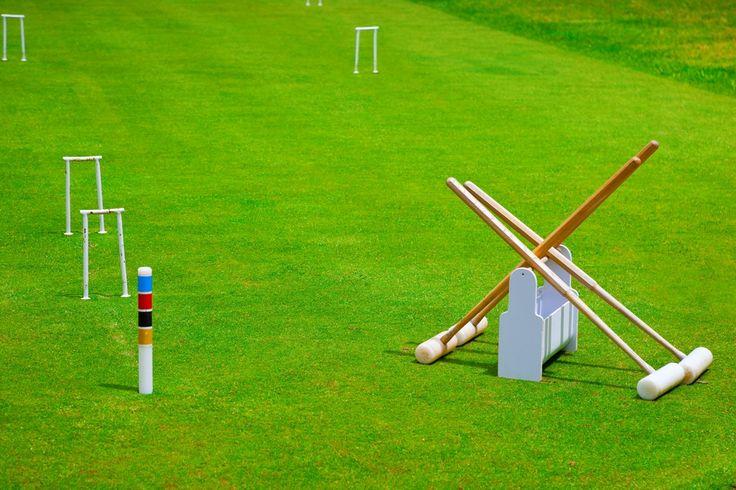 Artificial Turf For Croquet Fields Yard Sports Yard