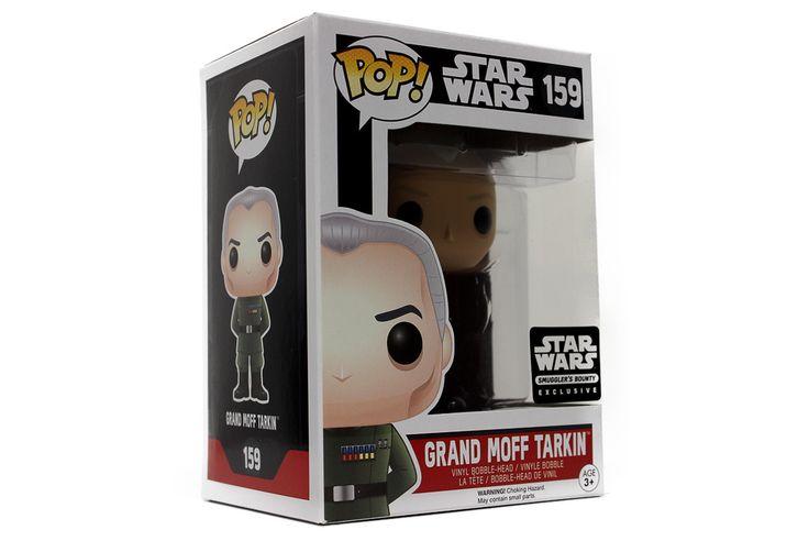 POP! Star Wars: Grand Moff Tarkin