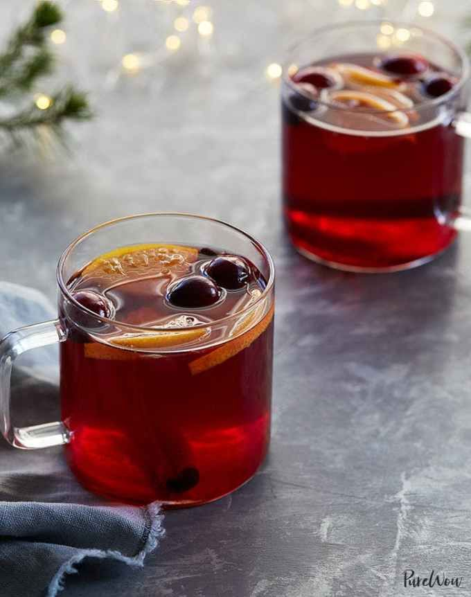 18 Fancy Christmas Cocktail Recipes For Your Holiday Party