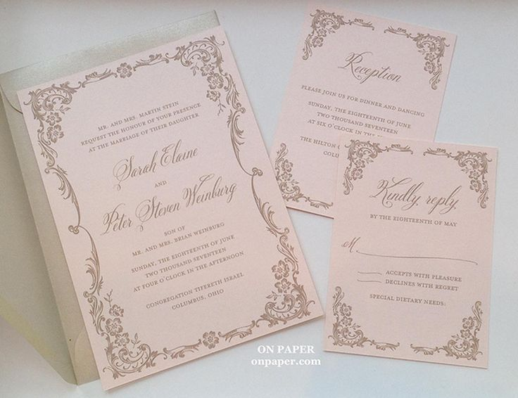 Wedding Portfolio   On Paper