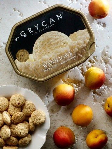 Lody Grycan Waniliowe | Grycan Vanilla Ice Cream