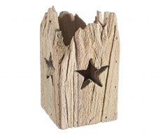 Podstavec na sviečku Star Wood