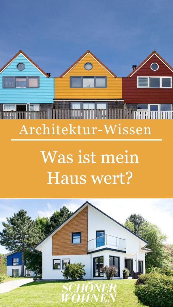 Hauswert ermitteln Was ist mein Haus wert? Haus