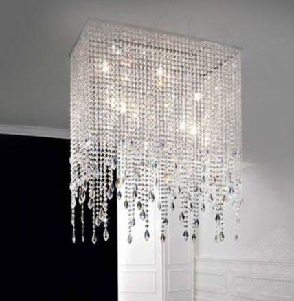 Nilight(TM) New Modern LED Crystal Ceiling Light Pendant Lamp Lighting Fixture Chandelier Nilight http://www.amazon.com/dp/B00G288J7U/ref=cm_sw_r_pi_dp_3qbgvb0JB6E9D