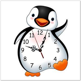Pinkbagoly: Legnépszerűbb termékünk: Pingvines falióra