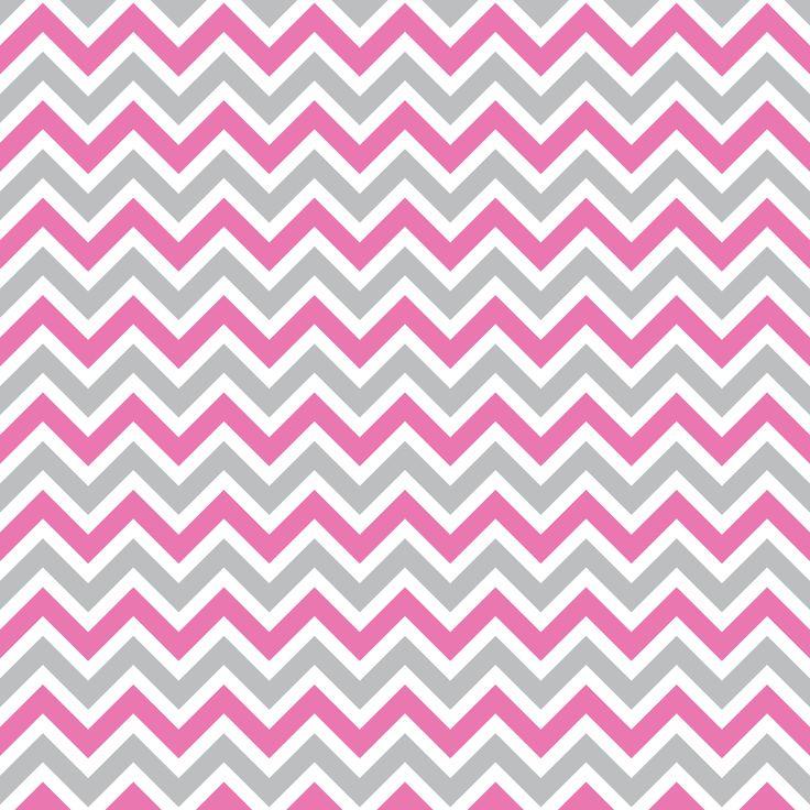 pink chevron background - Selol-ink