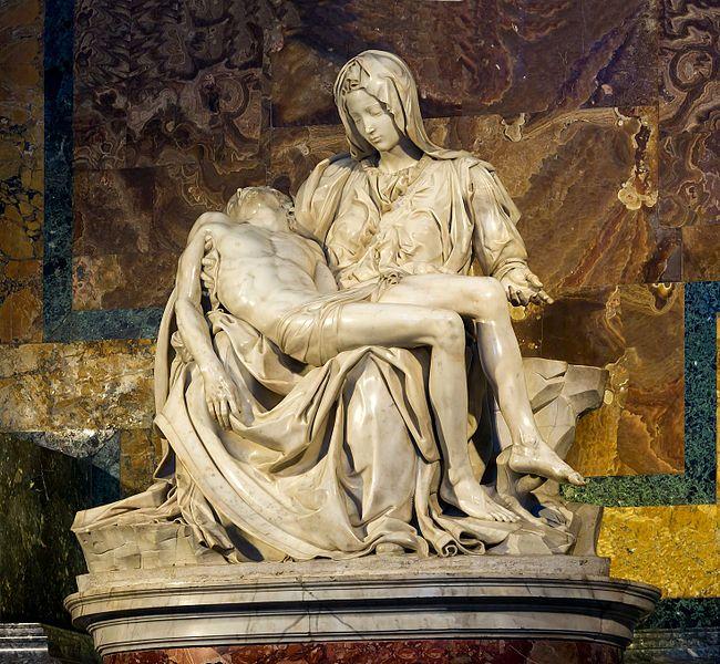 File:Michelangelo's Pietà Saint Peter's Basilica Vatican City.jpg